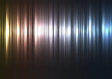 Línea de barra abstracta metálica fondo Imagen de archivo