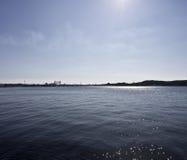 Línea de costa Fotografía de archivo