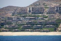 Línea de costa de Cabo San Lucas Imagenes de archivo