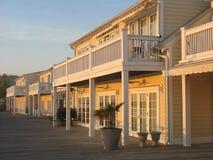 Línea de costa de Wilmington Imagen de archivo libre de regalías