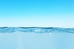 Línea de flotación imagen de archivo libre de regalías