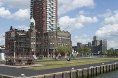 Línea de Holanda-América Imagen de archivo libre de regalías