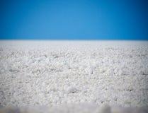 Línea de Horzional del invierno Imagen de archivo libre de regalías