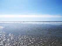 Línea de la costa Imagen de archivo libre de regalías