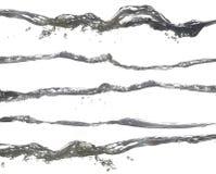 Línea de la onda Foto de archivo libre de regalías