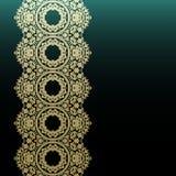 Línea de papel ornamental, vector Nombre del letrero Boda romántica stock de ilustración
