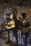 Línea de reyes en la torre de Londres Imagen de archivo libre de regalías