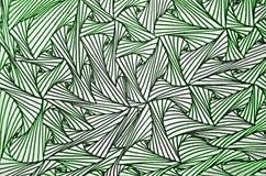 Línea del arte del lápiz foto de archivo libre de regalías