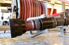 Línea del aumentador de presión Imagenes de archivo