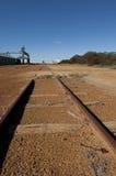 Línea del callejón sin salida Fotografía de archivo libre de regalías