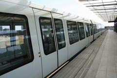 Línea del metro de Copenhague Imagen de archivo libre de regalías
