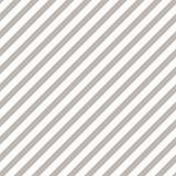 Línea diagonal geométrica de color topo vector inconsútil Fotos de archivo libres de regalías