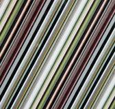 Línea diagonal modelo de la tela Imagen de archivo