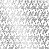 Línea fondo de la onda del extracto de la ilusión Fotografía de archivo libre de regalías