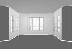Línea interior Foto de archivo