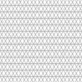 Línea negra geométrica decoración del diseño cuadrado abstracto del modelo geométrica en el fondo blanco Vector eps10 del ejemplo libre illustration