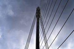 Línea puente Foto de archivo