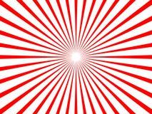 Línea rojo de la Nova Foto de archivo libre de regalías