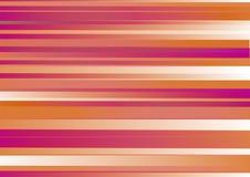 Línea rosada fondo de la reflexión del extracto Imagen de archivo