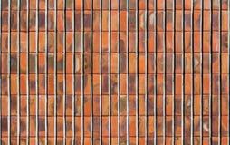 Línea textura del ladrillo Fotos de archivo