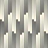 Línea vertical inconsútil modelo Fondo del monocromo del vector GE Imagen de archivo
