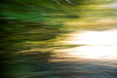 Línea y extracto de la luz Imagen de archivo libre de regalías