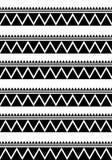 Líneas étnicas Imagen de archivo libre de regalías