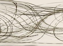 Líneas Fotografía de archivo