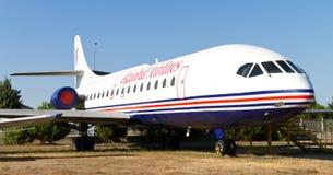 Líneas aéreas de Estambul, aviación Caravelle del Sud Fotografía de archivo libre de regalías