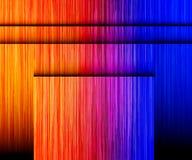 Líneas abstractas. Fotos de archivo