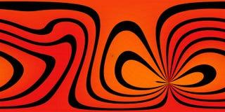 Líneas abstractas Imágenes de archivo libres de regalías