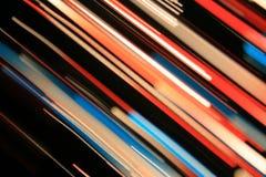 Líneas abstractas Imagenes de archivo