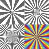 Líneas abstractas stock de ilustración