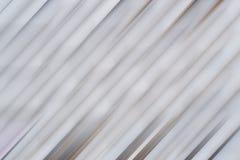 Líneas abstractas blancas Imágenes de archivo libres de regalías