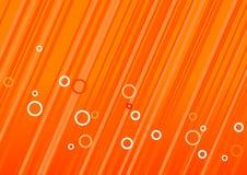 Líneas abstractas con los círculos. Fotos de archivo