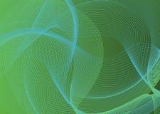 Líneas abstractas de la onda Fotografía de archivo libre de regalías