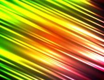 Líneas abstractas del fondo Fotos de archivo