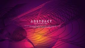 Líneas abstractas fondo de la onda para el diseño del elemento y otros usuarios libre illustration