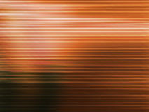 Líneas anaranjadas Fotos de archivo
