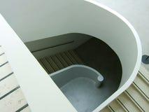 Líneas arquitectónicas de interior fotografía de archivo