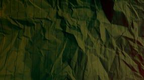 Líneas arrugadas fondo multi de las rayas de los efectos de los colores de la mezcla de color del marrón de la nuez del papel imagenes de archivo