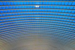 Líneas azules de Lieja imágenes de archivo libres de regalías