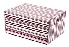 Líneas caja Fotos de archivo
