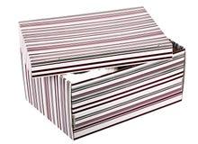 Líneas caja Fotografía de archivo libre de regalías