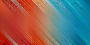 Líneas coloreadas del extracto Fotografía de archivo libre de regalías