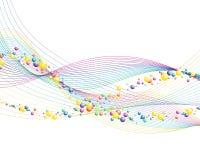 Líneas coloridas Fotografía de archivo libre de regalías