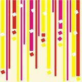 Líneas coloridas textura Fotografía de archivo