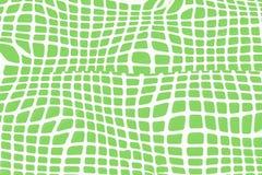 Líneas curvadas fondo abstracto, célula Fotos de archivo