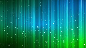 Líneas de alta tecnología verticales burbujas 01 de la difusión ilustración del vector