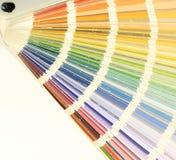 Líneas de color Foto de archivo libre de regalías